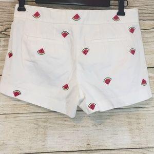 J. Crew Shorts - LAST CHANCE J. Crew Watermelon Chino Shorts 0
